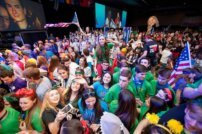 IC 2016 Opens with 2,500+ Teens from 37 Countries!