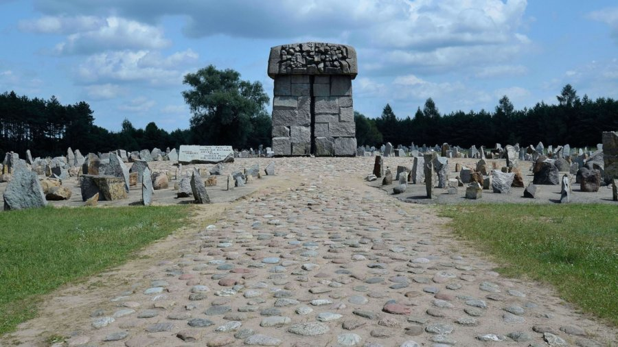 Okopowa Cemetery and Treblinka
